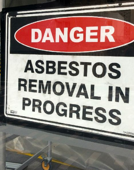 Professional Asbestos Removal Services